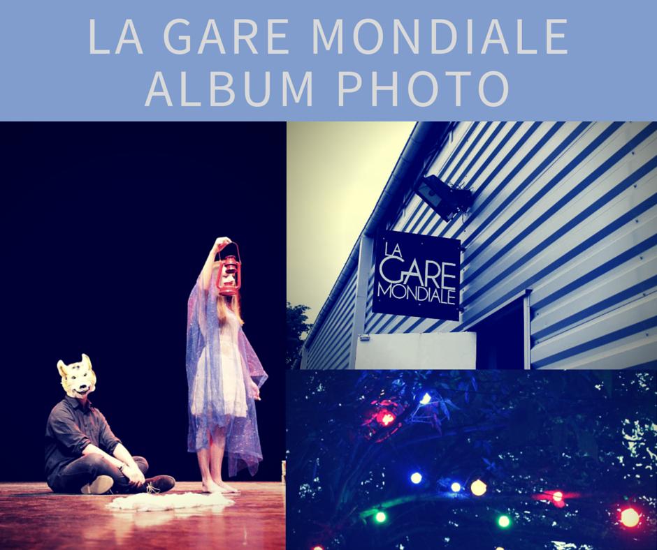 Vignette Album La Gare Mondiale