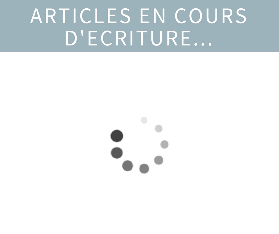 Articles en attente